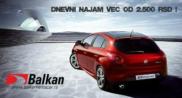 Balkan Auto Rent A Car